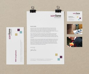 Sam Lane Photography Branding